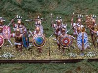 28mm Pyrrhic Macedonians