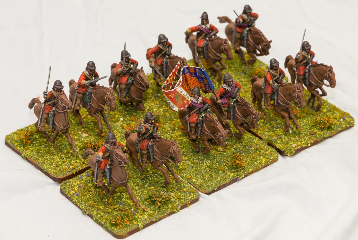 ECW - Empress Miniatures